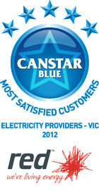 Most Satisfied Customers 2012: VIC Electricity Providers