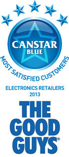 Most Satisfied Customers Award for Electronics Retailers - 2013