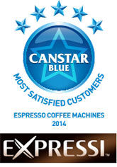 Most Satisfied Customers - Espresso Coffee Machines, 2014