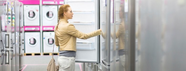 fridge store
