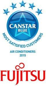 Fujitsu Air Conditioners Win Award, Winners: 2015