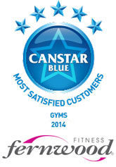 Most Satisfied Customers 2014 - Gyms