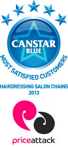 Most Satisfied Customers: Hairdressing Salon Chains 2013