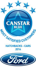 Ford: Hatchbacks Award Winner, 2014
