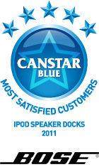 Most Satisfied Customers: iPod Speaker Docks