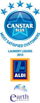 Most Satisfied Customers - Laundry Liquids, 2013