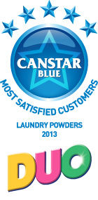 Most Satisfied Customers - Laundry Powder, 2013