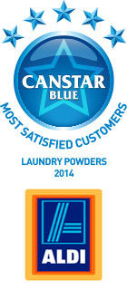 Most Satisfied Customers - Laundry Powder, 2014