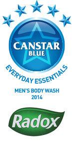 Everyday Essentials Award - Men's Body Wash, 2014