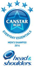 Everyday Essentials Award - Men's Shampoo, 2014
