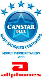 Most Satisfied Customers 2013 - Mobile Phone Retailers