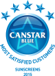 Canstar Blue Sunscreen logo