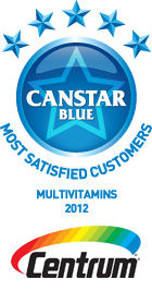 Most Satisfied Customers 2012: Multivitamins