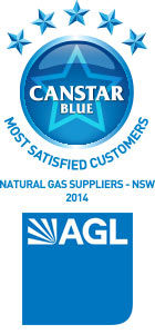 AGL: NSW Natural Gas Supplier Award Winners