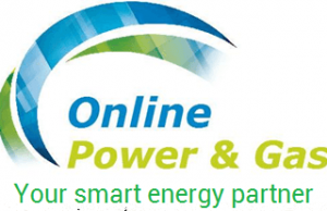 online energy and gas