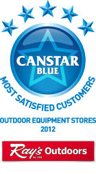 Most Satisfied Customers Outdoor Equipment Stores 2012