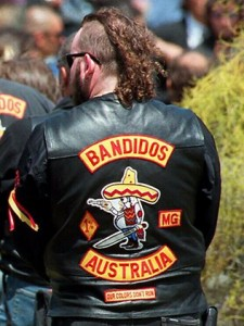 Bandidos Patch