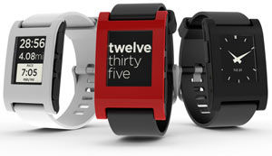 pebble's-smartwatch-range