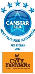 Most Satisfied Customers: Pet Stores 2013