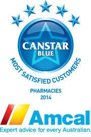 Pharmacies - 2014 Award Winner