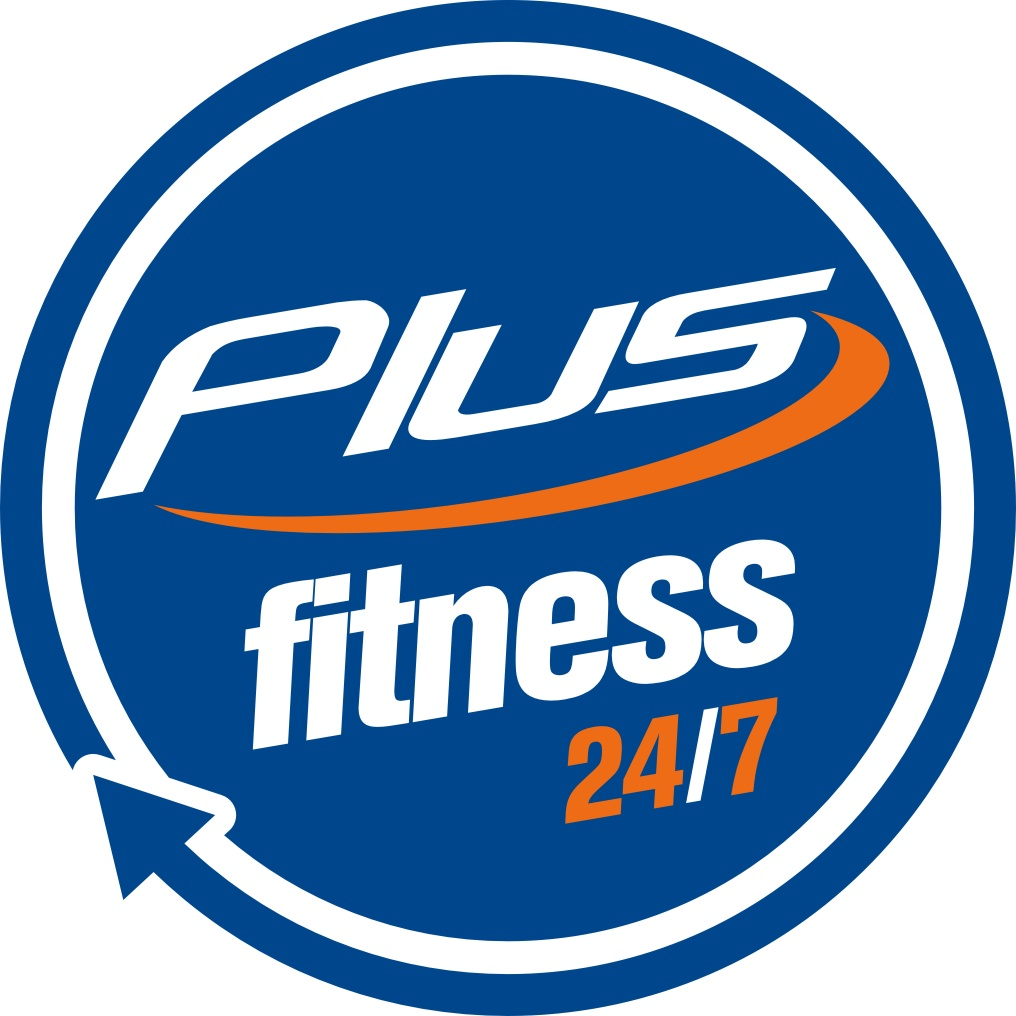 plus fitness logo