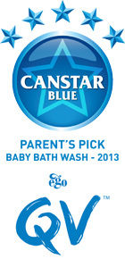Parent's Pick Award: Baby Bath Wash (2013)