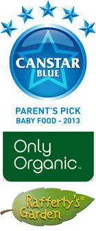 Parent's Pick Award: Baby Food (2013)