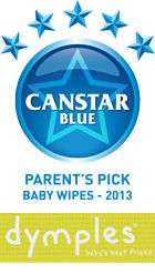 Parent's Pick Award: Baby Wipes (2013)