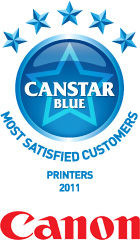 Most Satisfied Customers: Printers