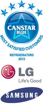 Most Satisfied Customers - Refrigerators 2013
