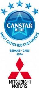 Sedans Award Winner: Mitsubishi