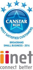 Small Business Broadband Award Winner - 2014