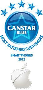 Most Satisfied Customers 2012: Smartphones