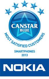 Most Satisfied Customers - Smartphones, 2013