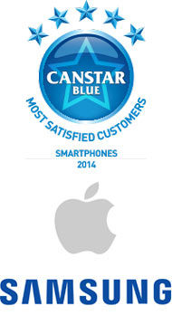 Apple & Samsung: Smartphone Award Winners, in our ratings