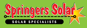 springers solar logo