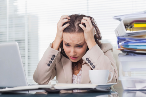 Young women feel the most financial stress