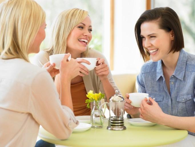 tea drinkers
