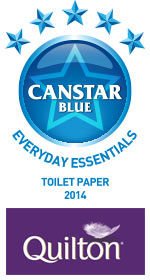 Everyday Essentials Award - Toilet Paper, 2014