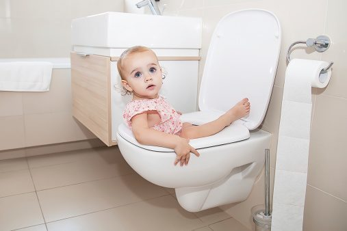 Is your child ready for toilet training