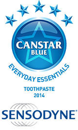 Everyday Essentials Award - Toothpaste, 2014