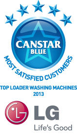 Most Satisfied Customers: Top Loader Washing Machines