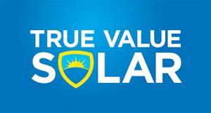 true value solar logo