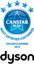 Most Satisfied Customers - Vacuum Cleaners, 2013