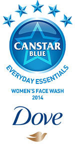 Everyday Essentials Award - Women's Face Wash, 2014