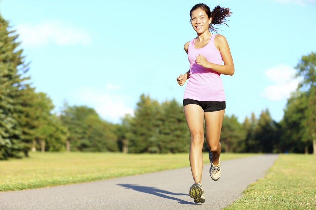 Спорт помогает похудеть