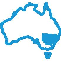 NSW imap Australia