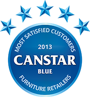 Most satisfied customers - furniture retailers 2013