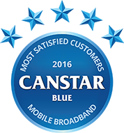 Mobile Broadband 2016 award logo