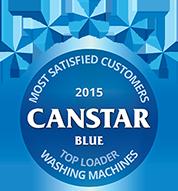 2015 Award for Top Loader Washing Machines